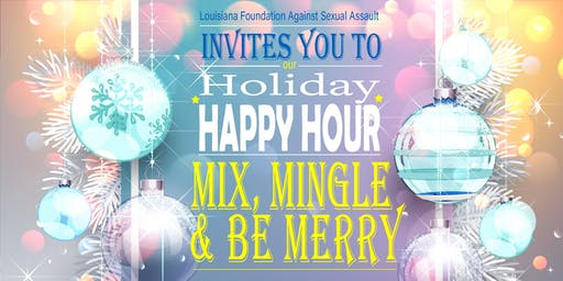 Holiday Happy Hour & Open House
