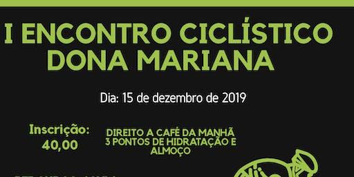 I Encontro Ciclístico Dona Mariana