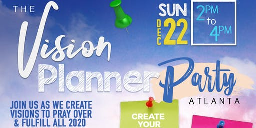 Vision Planner Party 2020