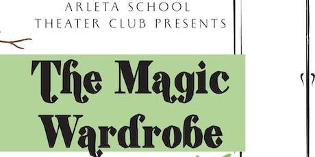 The Magic Wardrobe tickets