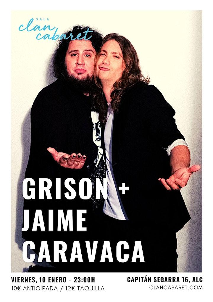 Imagen de Grison Beatbox y Jaime caravaca | Otra historia | NUEVA SESIÓN