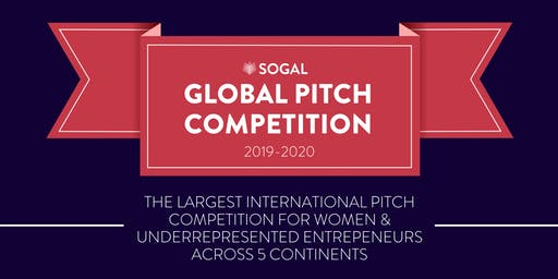 SoGal Global Pitch Competition: Dallas Regional Round