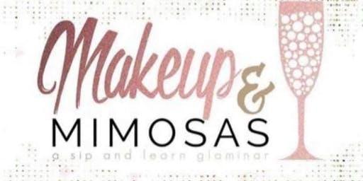 Mimosas and Makeup!