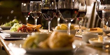 Wine Wednesday Dinner Series - Winter 2020 tickets