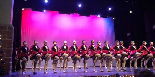 2019 Akins Dance Holiday Show