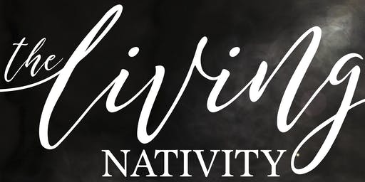 The Living Nativity 7:30pm, Saturday, Dec. 7th