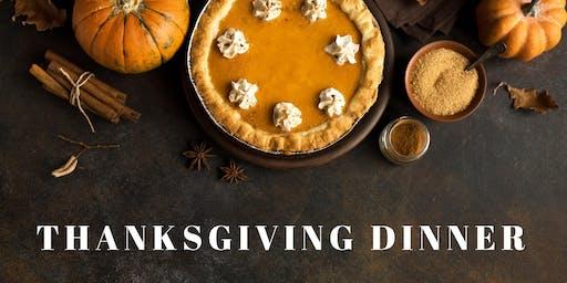 Community Thanksgiving Dinner!