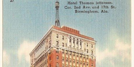 Birmingham's Thomas Jefferson Tower Historic Ghost/ Paranormal Investigatio tickets