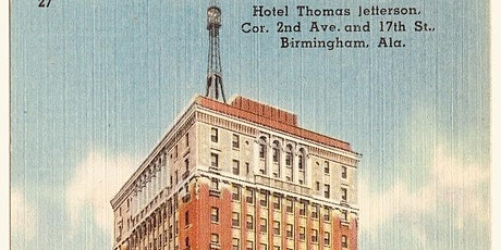 Birmingham's Thomas Jefferson Tower Historic Ghost/ Paranormal Investigatio tickets
