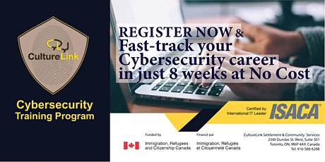 Culturelink's CYBERSECURITY TRAINING PROGRAM  tickets
