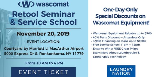 Laundry Industry Open House 2019