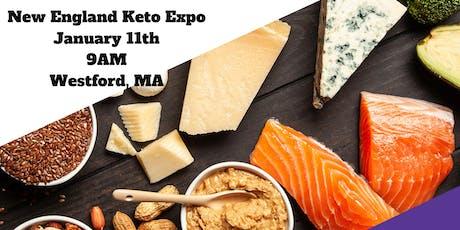 New England Keto Expo tickets