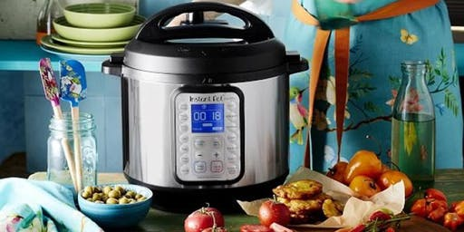 Instant Pot© Electric Pressure Cooker