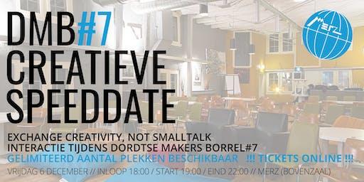 DMB#7 Creatieve Speeddate @ Merz