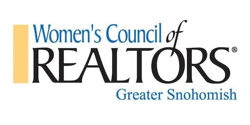 Women's Council of Realtors Mix and Mingle!