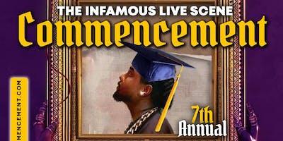 Dec 14 | The Infamous Live Scene Commencement- Graduation Celebration | DJ CHOSE,  DJ D Baby, DJ A1 & Hollywood Med Indmix  | RSVP Now | For Info/Tables TXT 832.993.4226