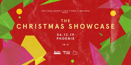 The Christmas Showcase tickets