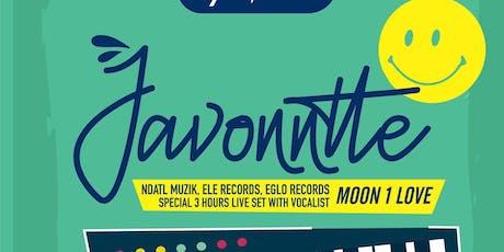 SPROUT-featuring Javonntte featuring Moon 1 Love, Thurman Jackson and Richard Kinn tickets