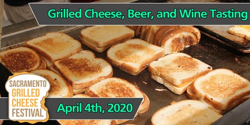Grilled Cheese, Beer, & Wine Tasting 2020