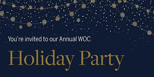 2019 WOC Holiday Party