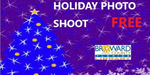 HOLIDAY PHOTO SHOOT: Multicultural  Holidays WEST REGIONAL LIBRARY