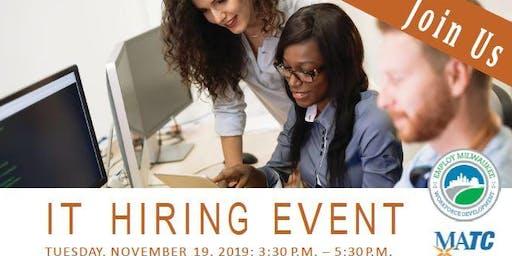 IT Career & Internship Fair