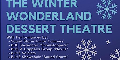 BJHS Annual Winter Wonderland Dessert Theatre