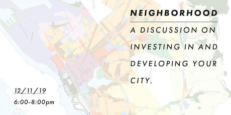 Build and Own Your Neighborhood tickets