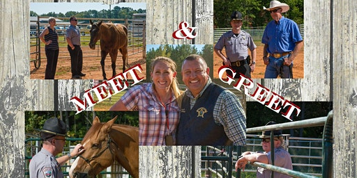 Barn to Badge: Meet and Greet for Farmers & Chatham County Sheriff's Office