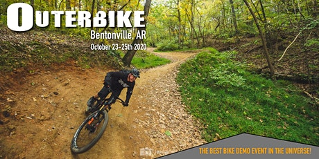 OUTERBIKE - BENTONVILLE - 2020   *(CANCELED)* tickets