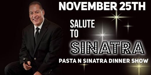 Pasta N Sinatra Dinner Show live in Naples, Florida