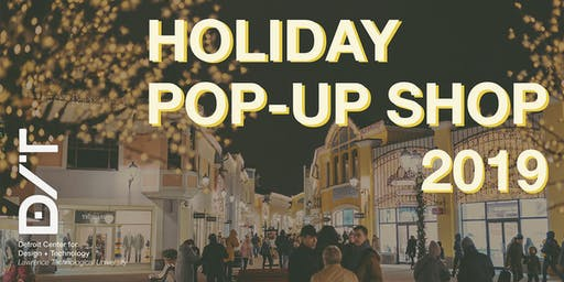 Noel Night 2019 - Holiday Pop Up Shop