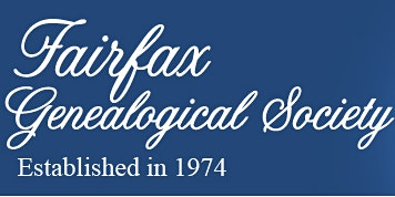 "Fairfax Genealogical Society Spring Conference, ""Lines to Our Past"""