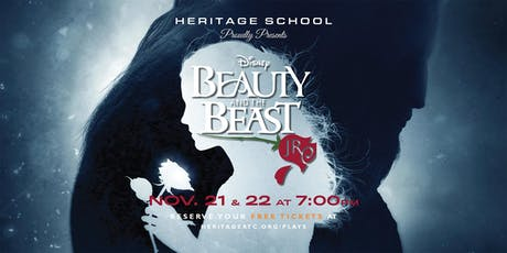 Heritage School Presents Disney's Beauty and the Beast Jr. tickets