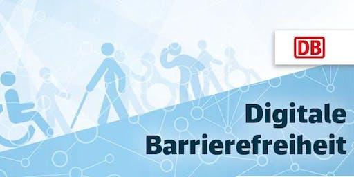 Digitale Barrierefreiheit - durch Technik Barrieren beseitigen 2019