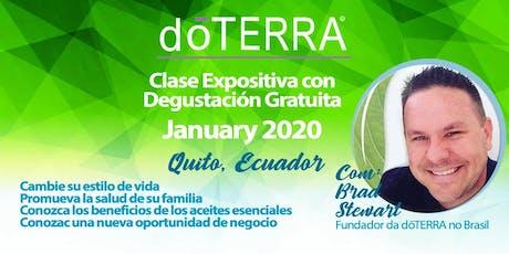 Presentación dōTERRA Quito, Ecuador entradas