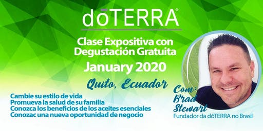 Presentación dōTERRA Quito, Ecuador