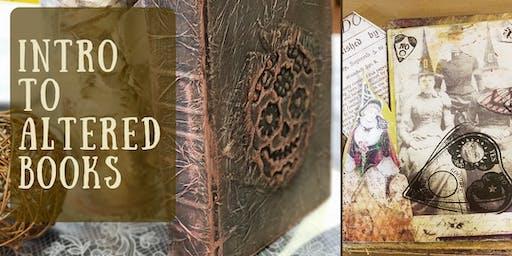 Intro into Altered Books