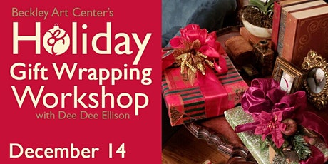 Holiday Gift Wrapping Workshop tickets