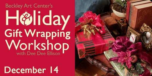 Holiday Gift Wrapping Workshop