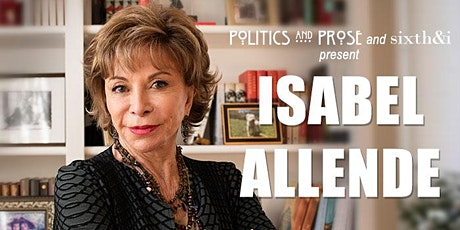 Isabel Allende | A LONG PETAL OF THE SEA tickets
