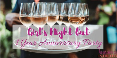 Winston Salem Housewives in the City - 1 Year Anniversary New Year, New You tickets