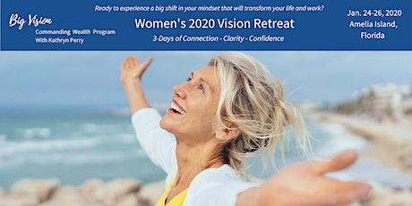Women's 2020 Vision Retreat tickets
