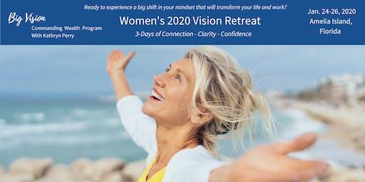 Women's 2020 Vision Retreat