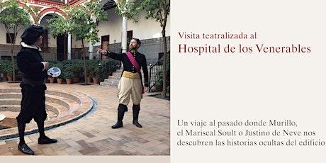 Visita Teatralizada al Hospital de los Venerables entradas