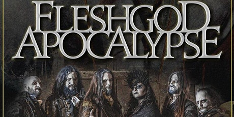An evening with FLESHGOD APOCALYPSE tickets