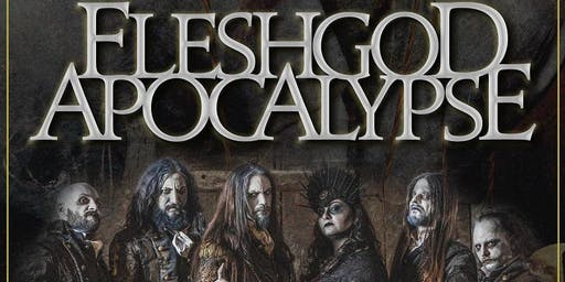 An evening with FLESHGOD APOCALYPSE