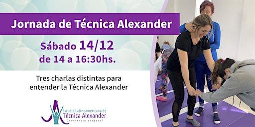 Jornada de Técnica Alexander