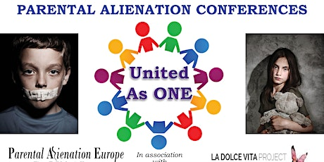 Parental Alienation United As One Conference 2020 tickets
