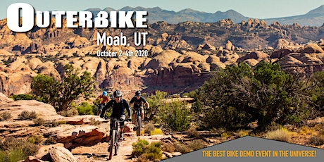 OUTERBIKE - MOAB - 2020 tickets